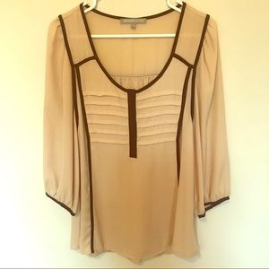Daniel Rainn Blouse Top M